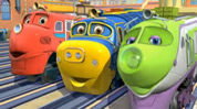 Chuggington mese