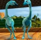 T-Rex Expressz - A leggyorsabb dinoszaurusz - a ki