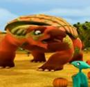 T-Rex Expressz - Az Ankylosaurus páncélja - a kis