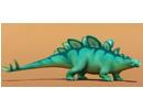 T-Rex Expressz - Egy forró délután - a kis dínók k