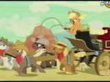 Én Kicsi Pónim: Applejack és a rodeó  2/14