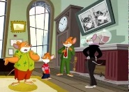 Geronimo Stilton: Barry a bajusz
