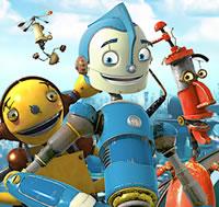 Robotok  - családi rajzfilm
