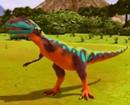 T-Rex Expressz - A Theropoda - klub - a kis dínók