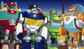 Transformers - Földönkívüli invázió Griffin Rock-o