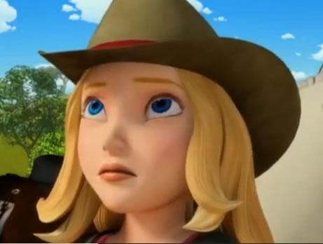 Wendy - A fehér lovas